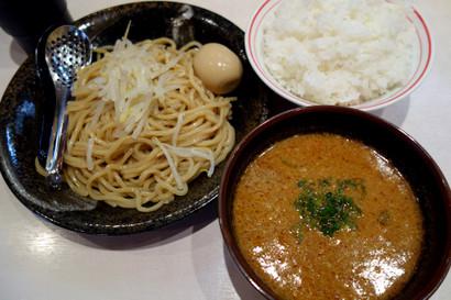 冷し肉醤麺by中本@高田馬場: ラーメン&激辛マニア